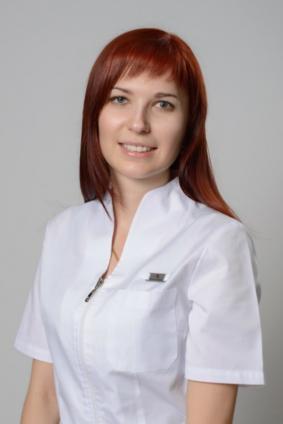 Любарец Елена Анатольевна