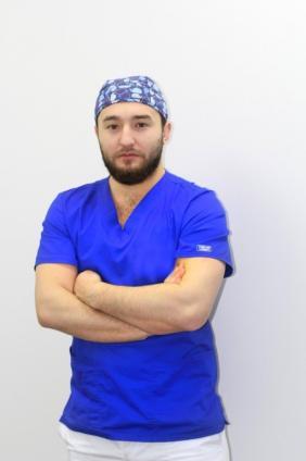 Абдуллаев Иман Айдарович